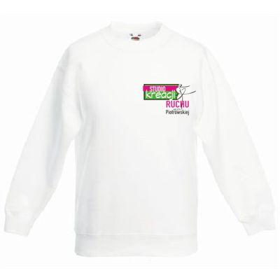 Bluza taneczna kolor biały (30)