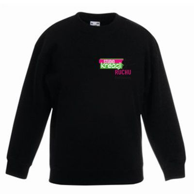 Bluza taneczna kolor czarny (36)