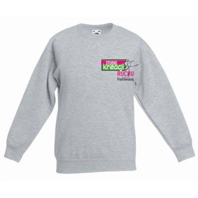 Bluza taneczna kolor heather grey (94)