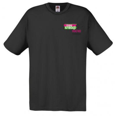 Koszulka męska kolor czarny 36